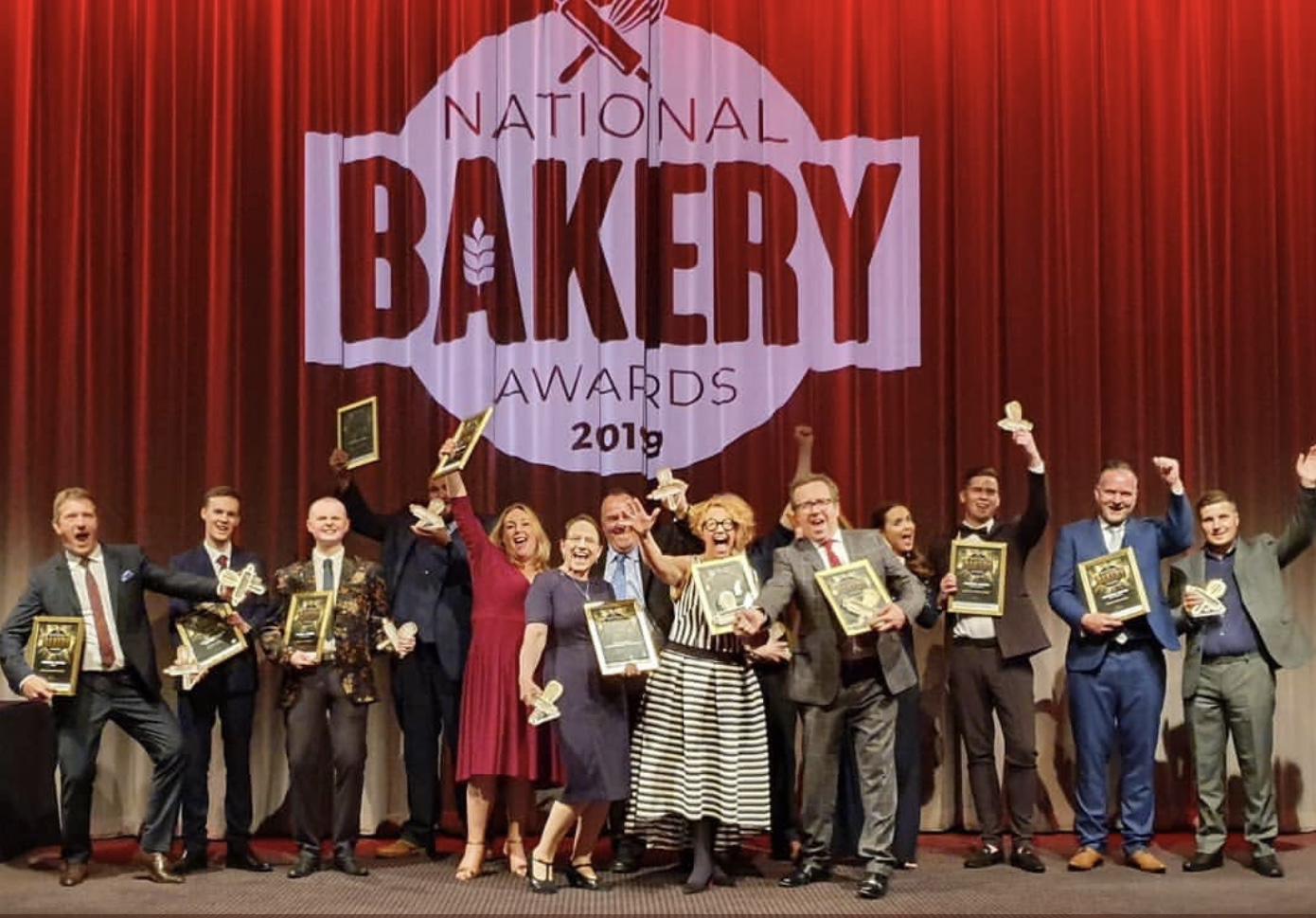 National Bakery Awards winners announced!